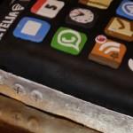 iPhone - 12 - Volymknapp