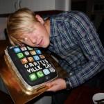 iPhone - Födelsedagsbarnet