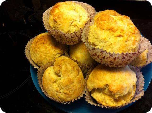 Muffinscones - 2