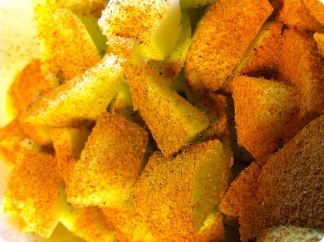 Äppelpaj - Kanel