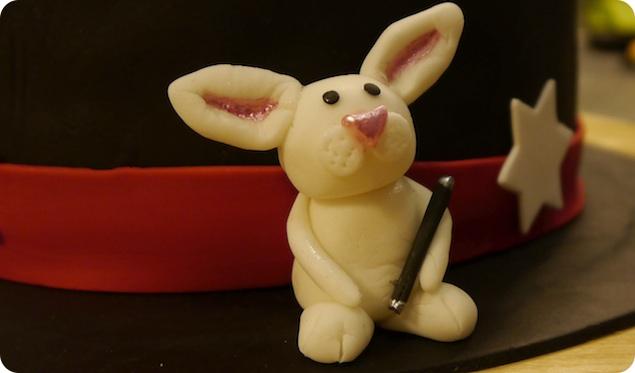 Trolleritårta - Kanin 1