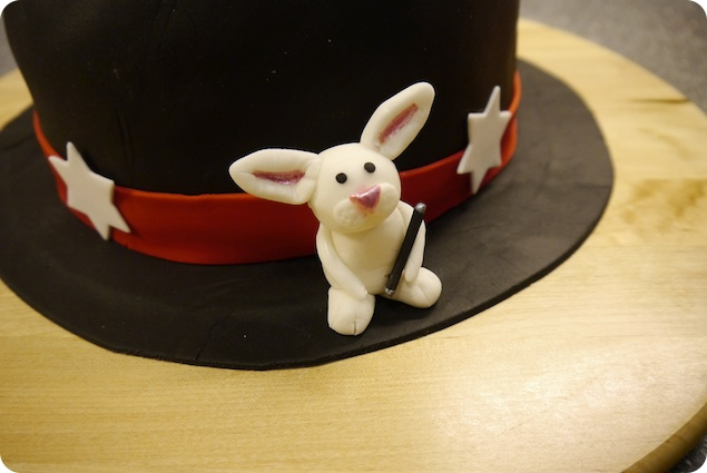 Trolleritårta - Kanin 2