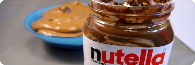 Nutellafrosting