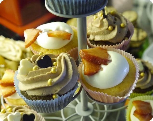 Glutenfria cupcakes - 1