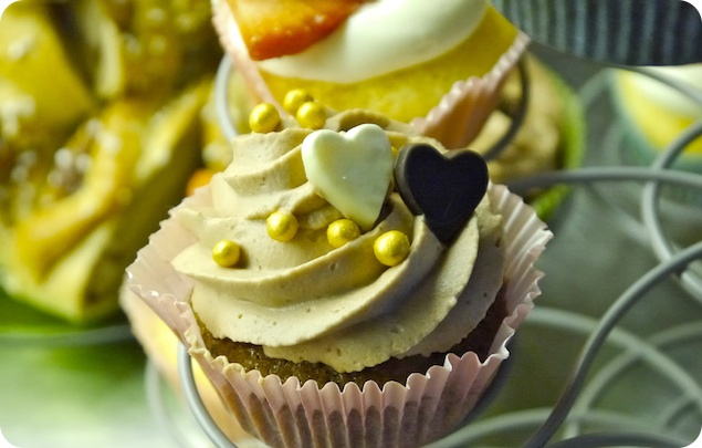 Glutenfria cupcakes - 3