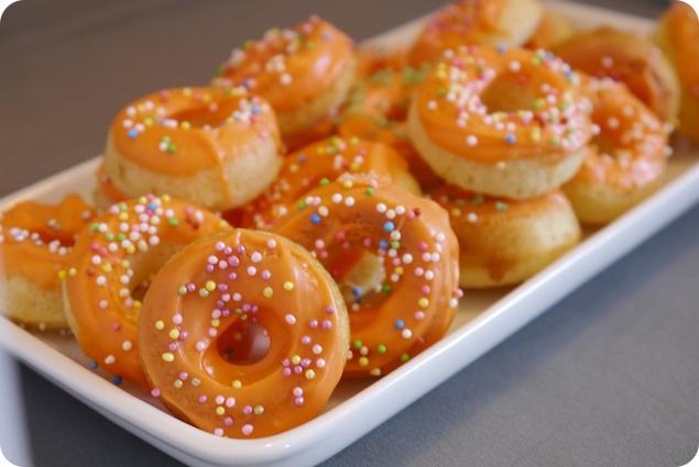 Mini donuts - 4
