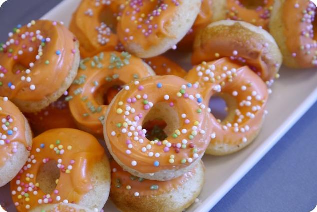 Mini donuts - 5