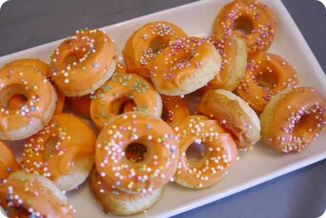 Mini donuts - 6
