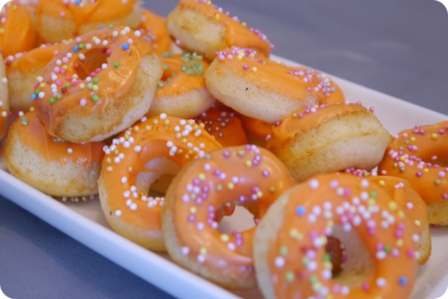 Mini donuts - 1