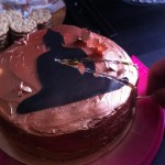 Rainbow cake med Buddha - 10