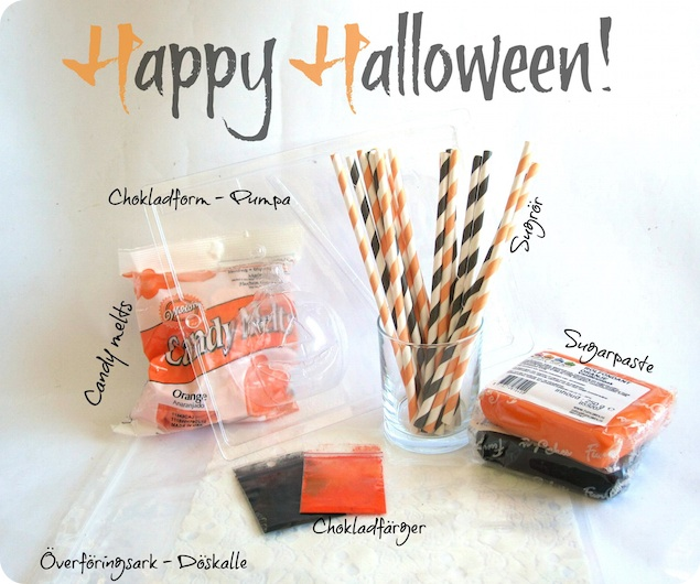 Happy Halloween önskar Little Dessert!