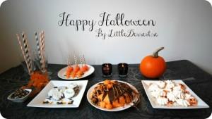 Fint dessertbord av Little dessert (Foto: Jennifer Lindberg)