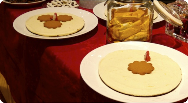 Pepparkakscheesecake - 2