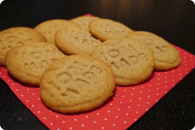 Elins sega pepparkakscookies - 1