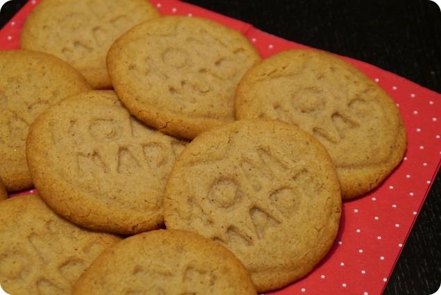 Elins sega pepperkakscookies - 2