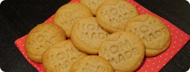 Elins sega pepparkakscookies