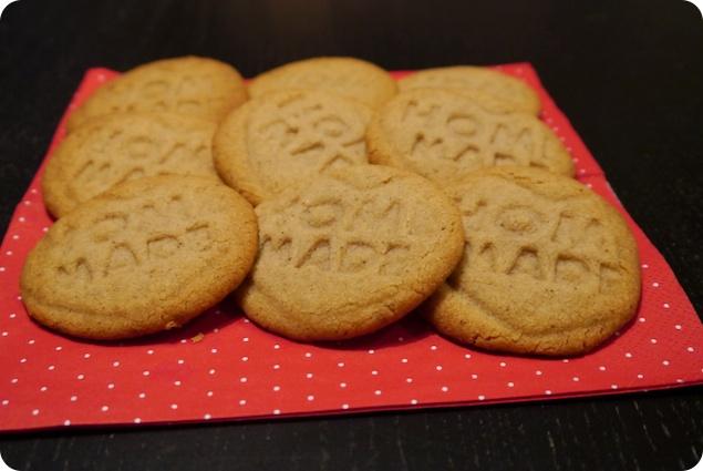 Elins sega pepperkakscookies - 4
