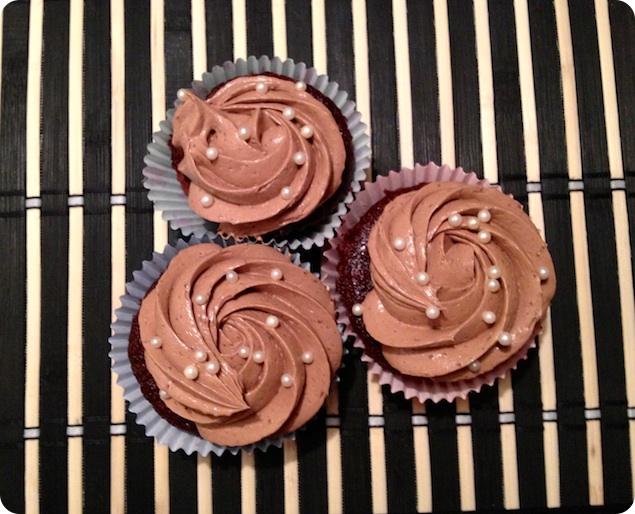 Nutellacupcakes - 2