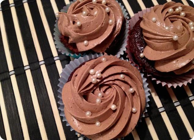 Nutellacupcakes - 4