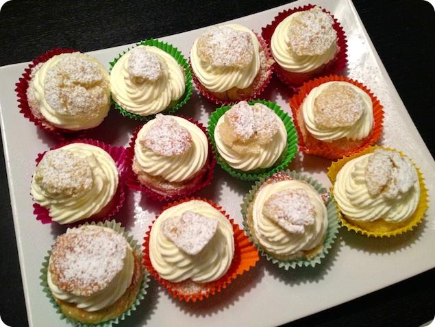 Cupcakesemlor - 2