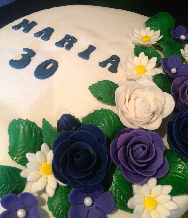 Maria 30 år