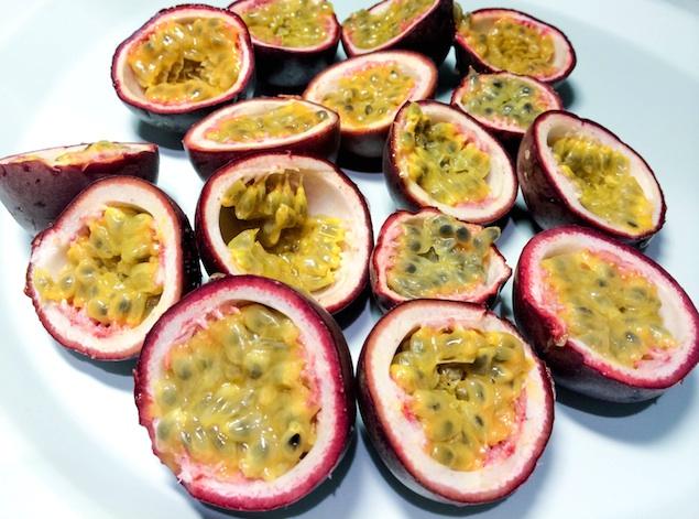 Passionfruktmousse