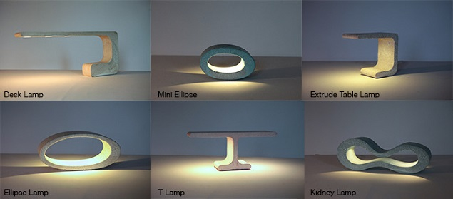 TUNG Shape lighting