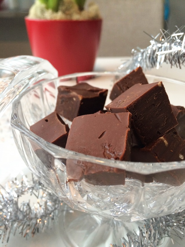 Chokladfudge