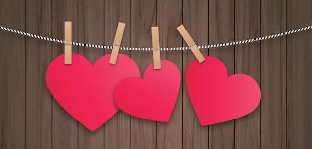 Sprider kärlek